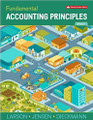 Fundamental Accounting Principles Larson Jensen Dieckmann 15th edition Volume 1 solutions
