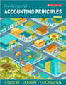 Fundamental Accounting Principles Larson Jensen Dieckmann 15th edition Volume 2 solutions
