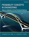 Probability Concepts in Engineering: Emphasis on Applications to Civil and Environmental Engineering Ang Tang 2nd Edition  solutions