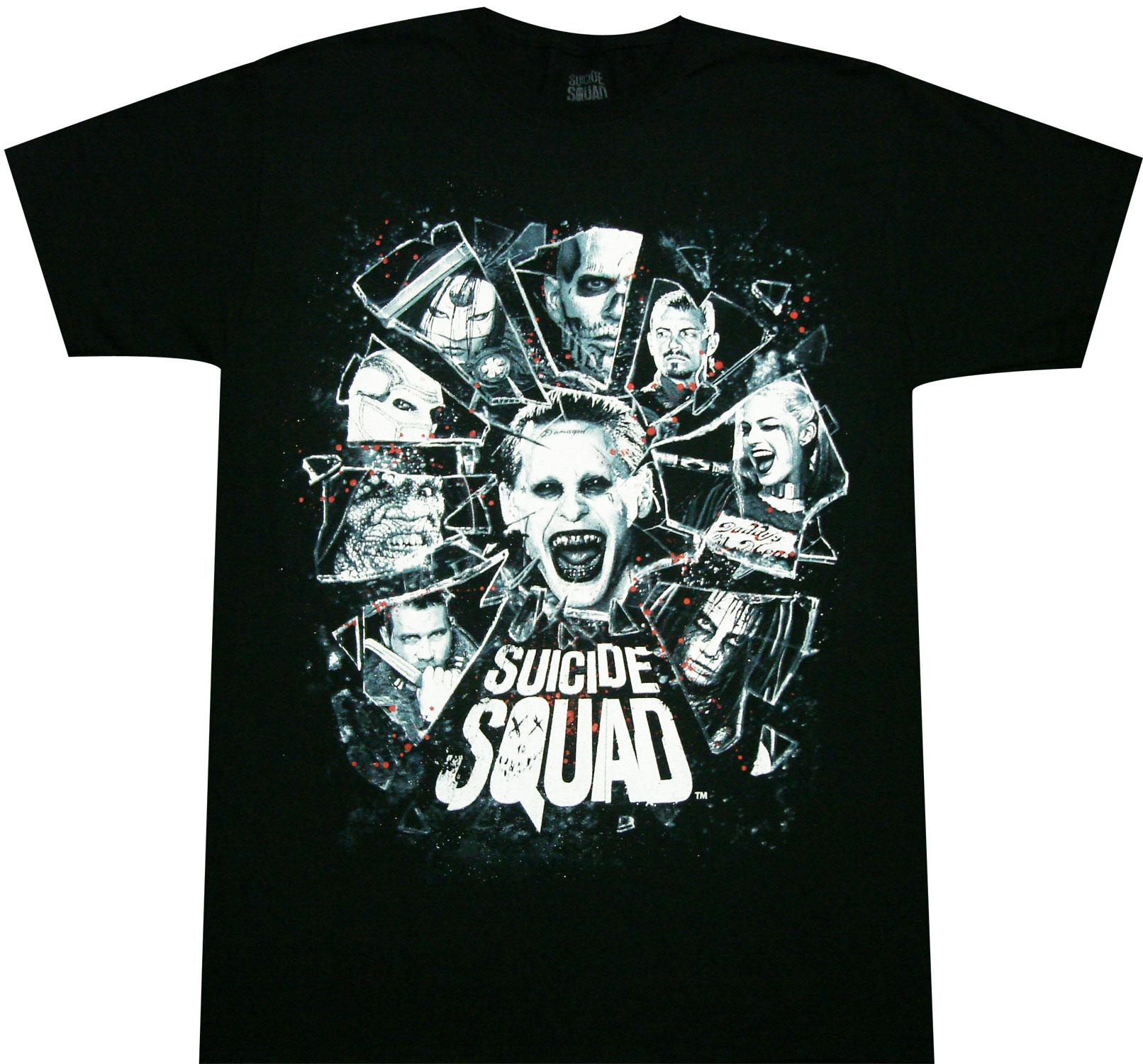 Official Suicide Squad Harley Quinn Bat  T Shirt DC Comics Small XX Large
