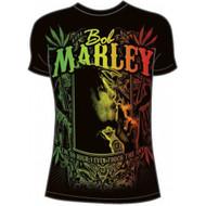 Bob Marley - Kaya Now Jumbo Adult T-shirt
