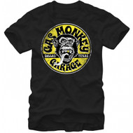 Gas Monkey Garage - Equipped Adult T-shirt