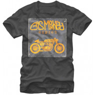 Gas Monkey Garage Cafe Garage Custom Motorcycle Adult T-shirt