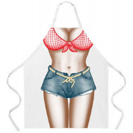Attitude Apron - Farmer's Daughter Apron