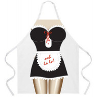 Attitude Apron - French Maid Apron