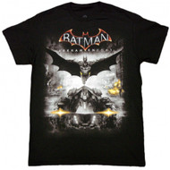 Batman Arkham Knight Adult T-Shirt