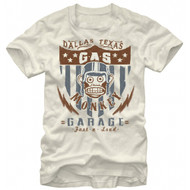 Gas Monkey Garage - American Garage Adult T-shirt