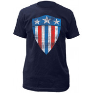 Marvel comics Captain America - First Shield Adult T-shirt