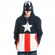 Marvel comics Captain America - Costume Hoodie