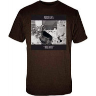 Nirvana Bleach Adult T-Shirt