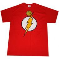 Flash T-shirt (Glow in the Dark) Dc Comics