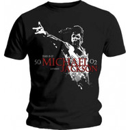 Michael Jackson - Scream Adult T-Shirt