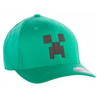 Minecraft Creeper Flexfit Hat