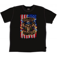 Guns N Roses Skull Vintage T-Shirt