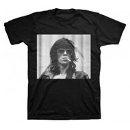The Rolling Stones Keith Smoke Adult T-Shirt