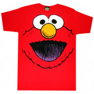 Elmo Smile Face Sesame Street T-shirt