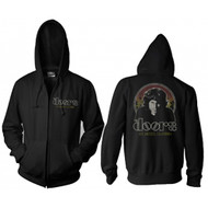 The Doors Venice 2-sided Zip Adult Hoodie