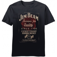 Jim Beam Quality 200 Years T-shirt