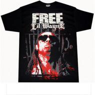 Free Lil Wayne T-shirt