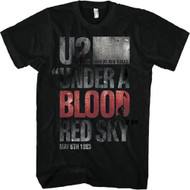U2 - Under a Blood Red Sky T-Shirt