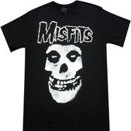 Misfits Skull Logo Adult T-shirt