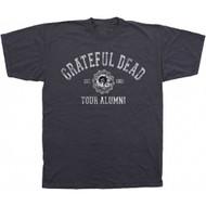 Grateful Dead Tour Alumni Adult T-shirt