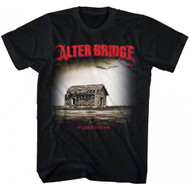 Alter Bridge Fortress Adult T-Shirt