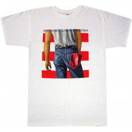 Bruce Springsteen Born In The USA Adult T-Shirt