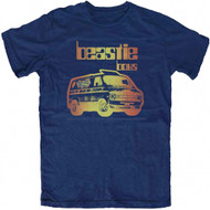 Beastie Boys Van Art Adult T-shirt