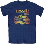 Beastie Boys Van Art Adult T-shirt