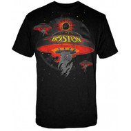 Boston Spaceships Adult T-shirt