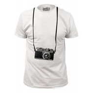 Tourist Camera Adult T-shirt