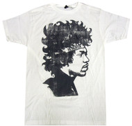 Jimi Hendrix Headband Adult T-shirt