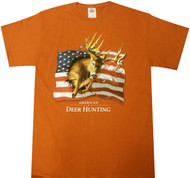 American Deer Hunting T-shirt