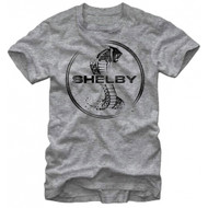 Shelby Cobra Aged Cobra Adult T-shirt