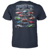 Muscle Car Heaven T-shirt