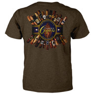 The Finest Choice Hand Select Famous Cigars T-shirt