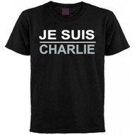 Je Suis Charlie I Am Charlie Adult T-shirt