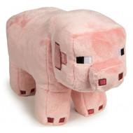 "Minecraft 12"" Pig Plush"