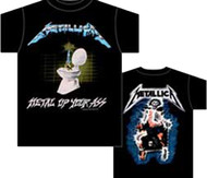 Metallica - Metal Up Your Ass Adult T-Shirt