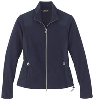Ash City - North End Ladies' Recycled Polyester Fleece Full-Zip Jacket