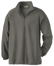 Ash City Men's Microfleece Half-Zip Pullover