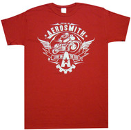 Aerosmith Livin' On The Edge Adult T-Shirt