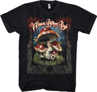 Allman Brothers Band - Many Mushrooms Adult T-Shirt