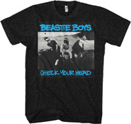 Beastie Boys Check Your Head Adult T-shirt