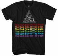 Pink Floyd Dark Side Test Adult T-Shirt