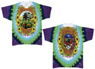 Grateful Dead Terrapin Station Adult Tie Dye T-Shirt