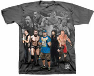 WWE Superstars Group Photo Juvenile T-Shirt