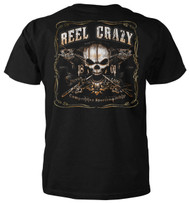 Reel Crazy Driven By The Game Fishing T-shirt