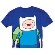 Adventure Time Finn Youth T-shirt